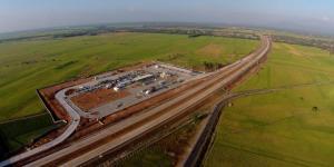 Kompas.com/KRISTIANTO PURNOMO Foto aerial
